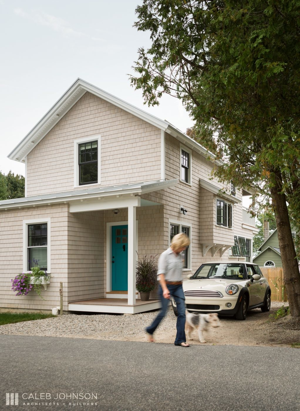 Residential - Caleb Johnson Architects + Builders